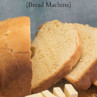 Sweet Milk White Bread (Bread Machine).