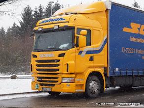 Photo: Volumen Scania G 360 von SCHUON ---> www.truck-pics.eu