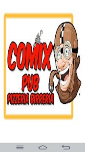 COMIX PUB - náhled
