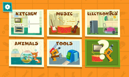 Smart Games for Kids for Free  screenshots 1