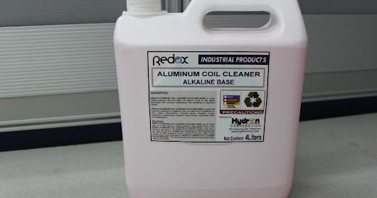Redox List of Products