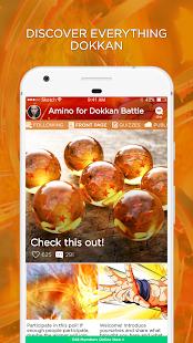 Amino For Dokkan Battle - náhled