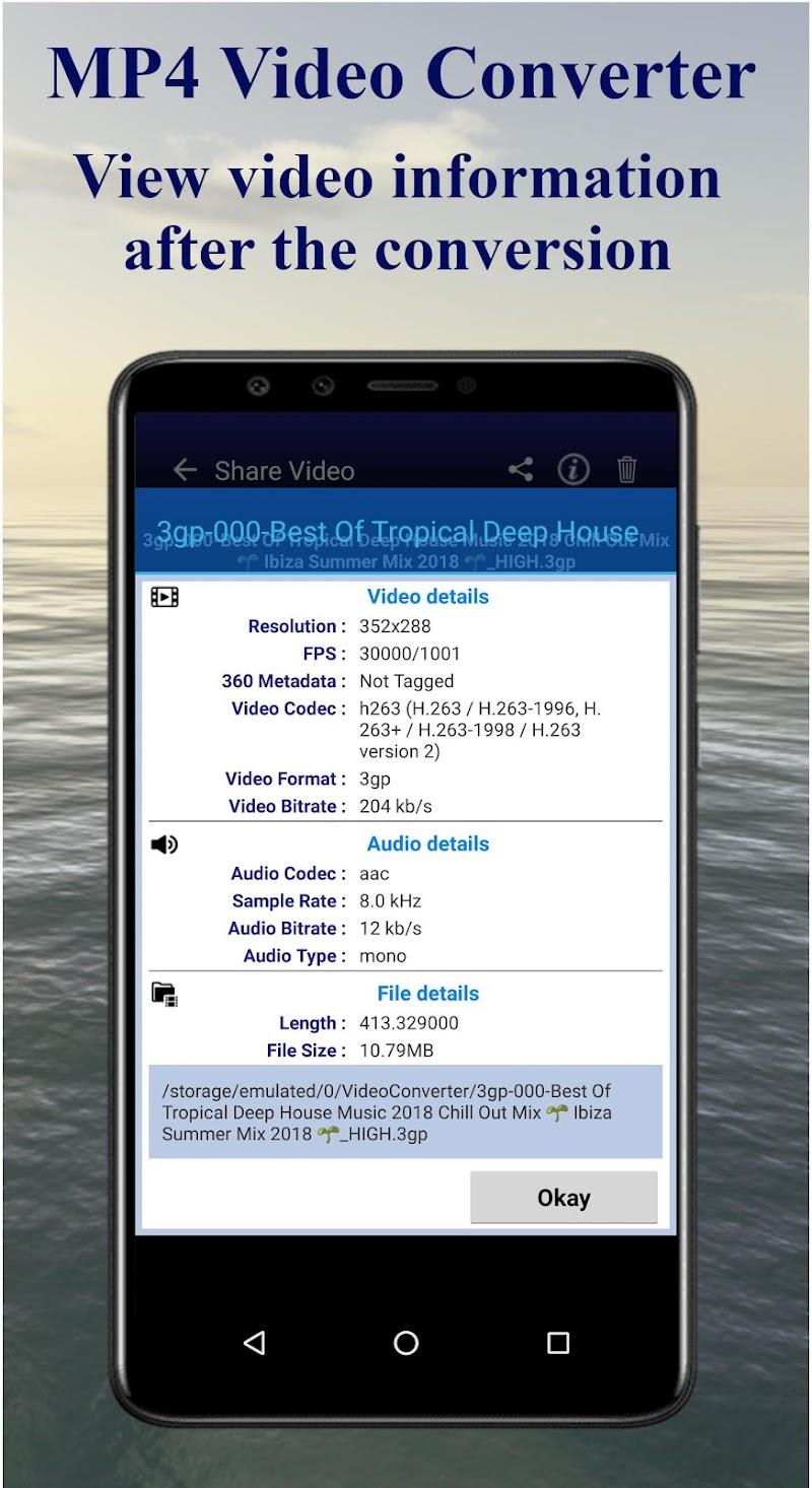 MP4 Video Converter PRO Screenshot 7