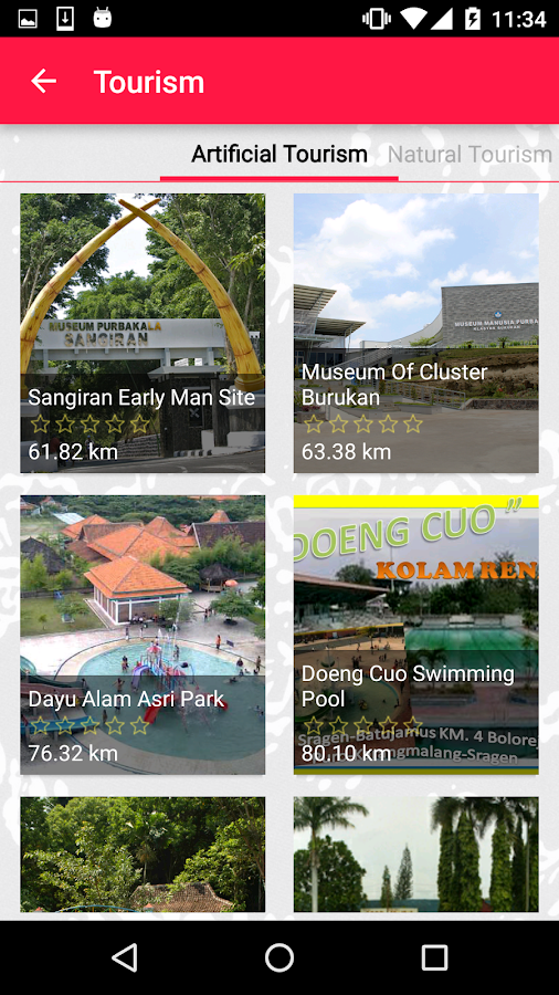 Sragen Tourism- screenshot
