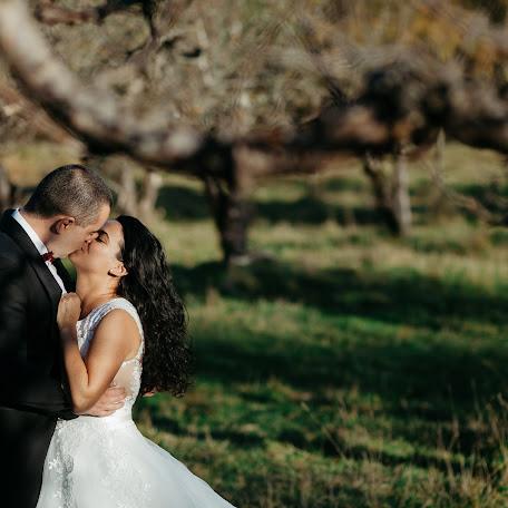 Wedding photographer Milesan Sorin (milesan). Photo of 17.10.2017