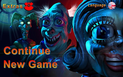 Zoolax Nights:Evil Clowns Free- screenshot thumbnail