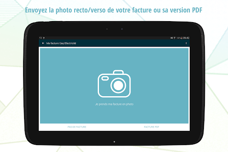 JeChange réduit vos factures- screenshot thumbnail