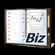 Bizジョルテ with 日経/日経電子版と連携、最新ニュースが無料で読めるカレンダーアプリ