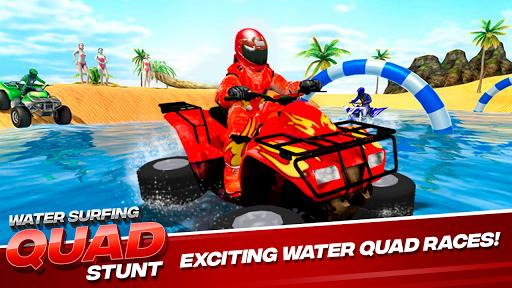 Water Surfing Quad Stunt 1.0 screenshots 1