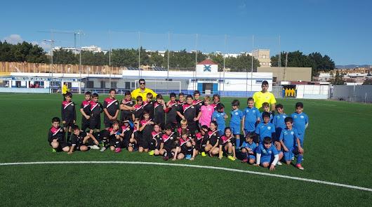 Cierre atípico de curso para la Escuela de Fútbol EDA