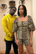 Queen & Slim director Melina Matsoukas and star  Daniel Kaluuya. / SUPPLIED