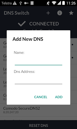 DNS Switch - Unlock Region Restrict screenshots 3