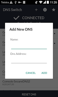 DNS Switch - Unlock Region Restrict Screenshot