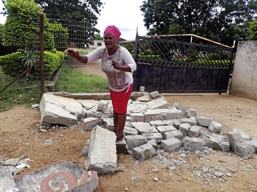 Young hero saves three cousins from collapsing wall - SowetanLIVE