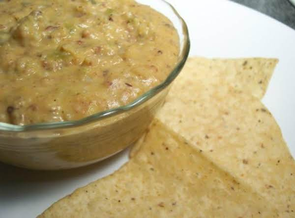 Cheesy Black-eyed Pea Dip Recipe