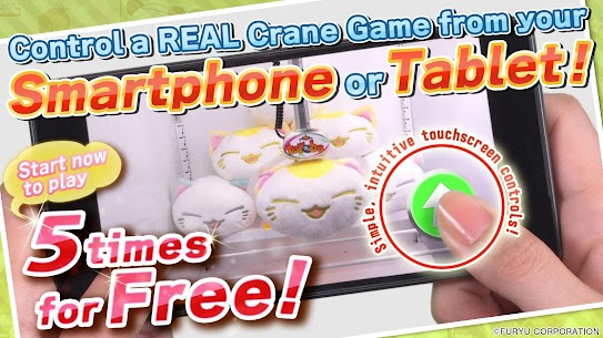 Claw Machine Game Toreba -Online Claw Machine Game 5