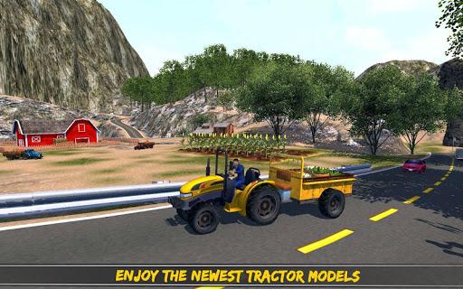 Farming Truck Tractor 2016