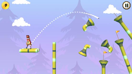 Golfer: Crazy Fox for PC-Windows 7,8,10 and Mac apk screenshot 1