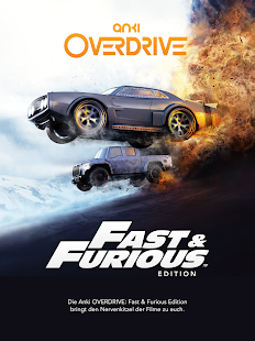 Anki OVERDRIVE: Fast & Furious Edition Screenshot