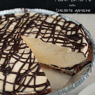 Peanut Butter Pie with Chocolate Ganache Recipe