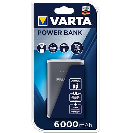 VARTA PORTABLE POWER 6000 mAh
