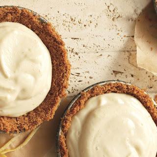 Meyer Lemon Cream Pies
