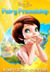 DQE Peter Pan Fairy Friendship - The New Adventures