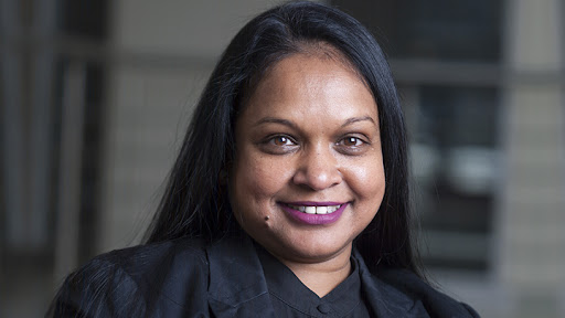 Sandhya Ramdhany, country leader for Oracle South Africa.