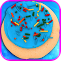 Candy Cookie Make & Bake FREE icon