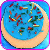 Candy Cookie Make & Bake: Kids Dessert Maker FREE