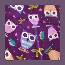 Photo: *Purple Hoot* Special Note * Would coordinate with espresso, black, khaki or purple straps*very hard to find fabric*