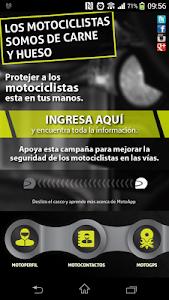 MotoApp screenshot 2