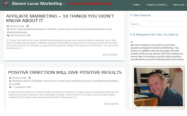 Steven Lucas Marketing Tips For Newbies