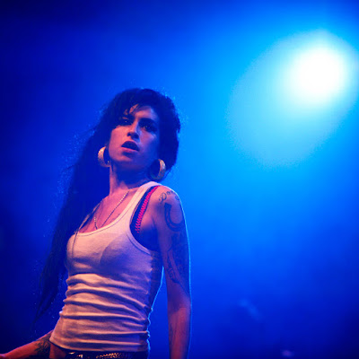 Amy Winehouse & the power of an audience