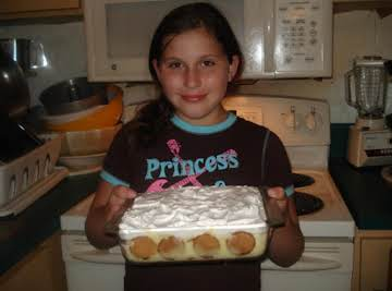 Gaby's Banana Pudding, Pudin de Banana de Gabby