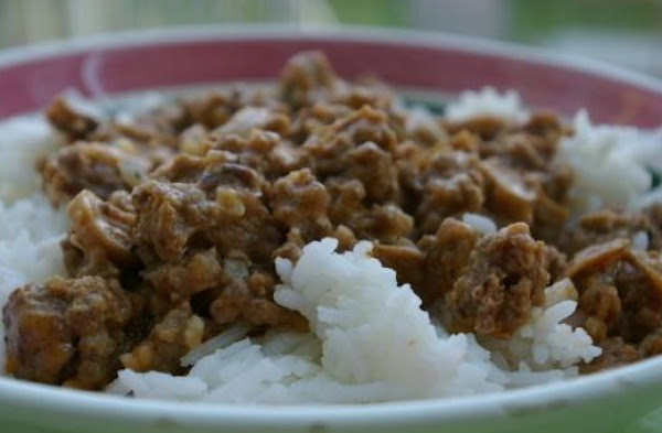 Slow-cooker Ground Beef Stroganoff Recipe