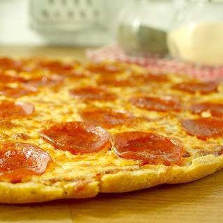 The Best Gluten Free Pizza.