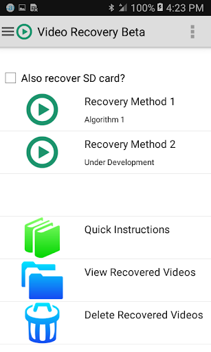 Video Recovery 8.6 Screenshots 1