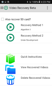 Video Recovery apk download 1