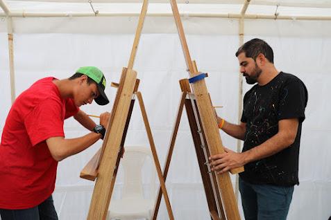 FESTIVAL MUESTRA PROYECTOS DE JÓVENES DE POCOCÍ QUE BUSCAN HACER USO POSITIVO DE SU TIEMPO LIBRE