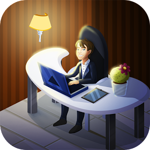 Idle Clicker Office Space Business Game