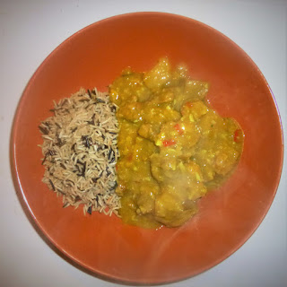 Pineapple Curry Rice With Coconut Recipes