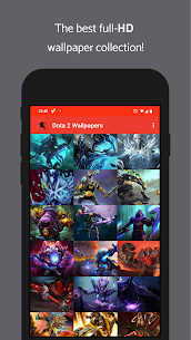Wallpapers for Dota 2 (best full HD collection) 1.5 Download APK Mod 3