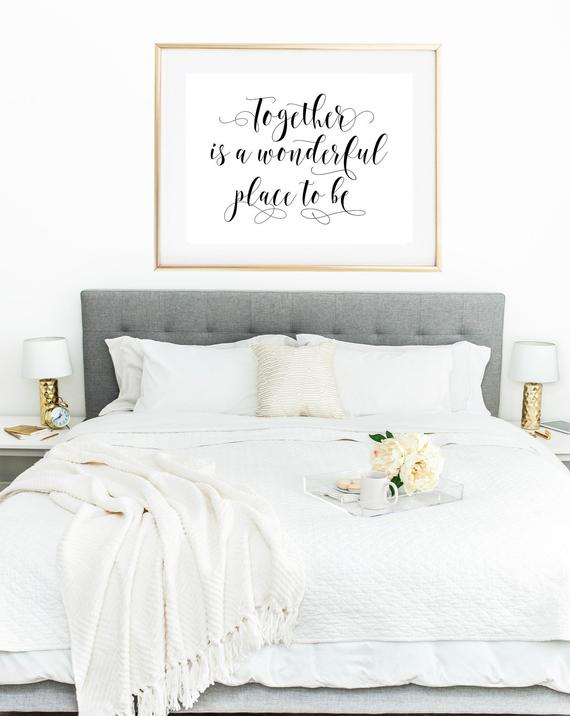 Make A Happy Memory for Couples Bedroom