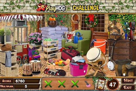Challenge #203 When in Rome New Free Hidden Object - náhled