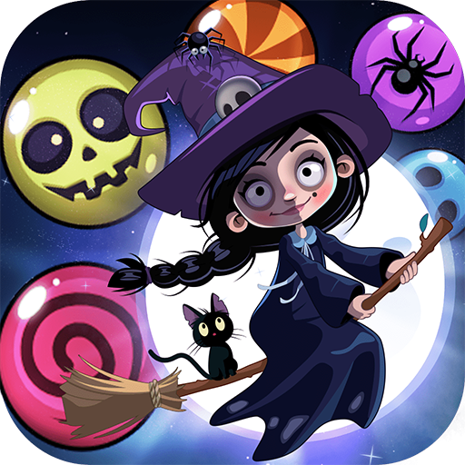 Toon Tap Blast : Halloween Puzzle Android APK Download Free By Hats