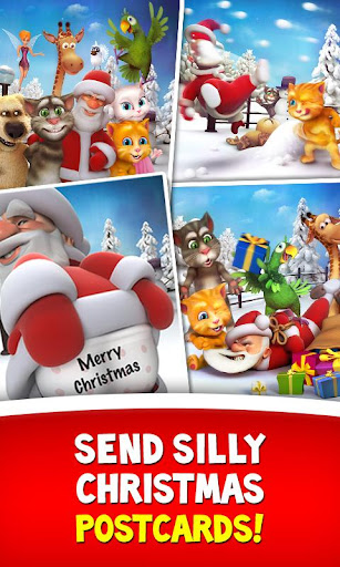 Talking Santa screenshot 3
