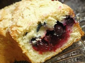Fruit and Cream Cheese Coffeecake