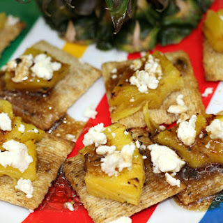 The Ultimate Grilled Pineapple Summertime Snacks!