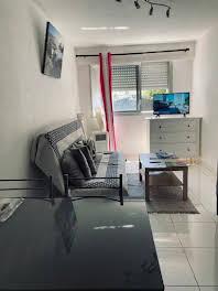 Studio meublé 23,76 m2